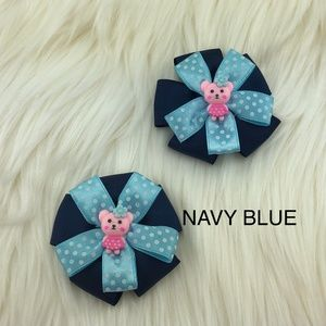 Other - NWOT Girl's Hair Bow Clip